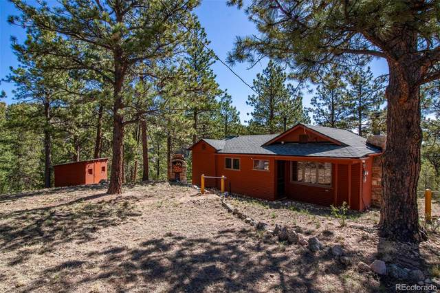 34053 Eagle Lane, Pine, CO 80470 (MLS #6479452) :: 8z Real Estate