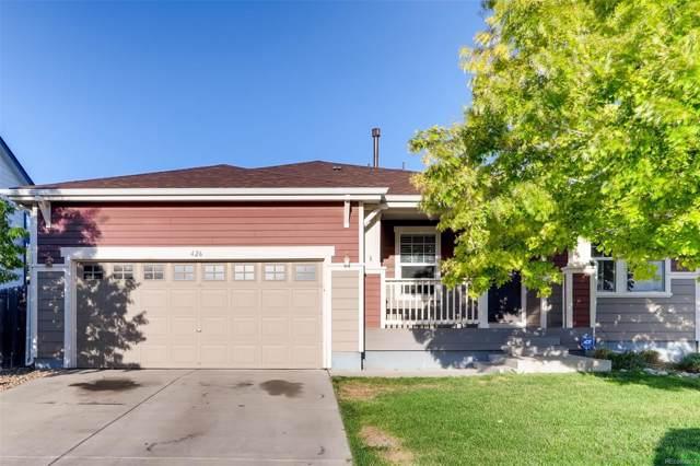 426 N 48th Avenue, Brighton, CO 80601 (MLS #6557055) :: 8z Real Estate