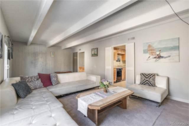9700 E Iliff Avenue F63, Denver, CO 80231 (MLS #6557805) :: Kittle Real Estate