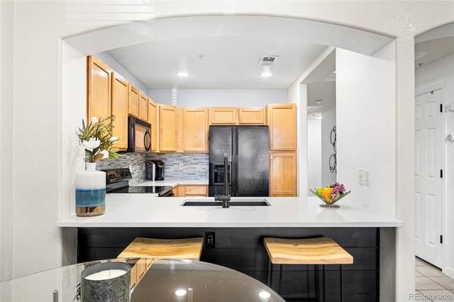 1727 Pearl Street #203, Denver, CO 80203 (#6570107) :: Stephanie Fryncko | Keller Williams Integrity