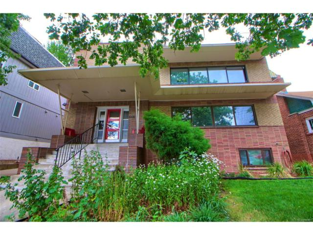 668 N Pennsylvania Street #3, Denver, CO 80203 (MLS #6598987) :: 8z Real Estate