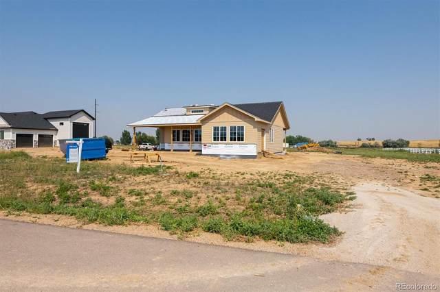 9460 Meadow Farms Drive, Milliken, CO 80543 (#6605560) :: The DeGrood Team