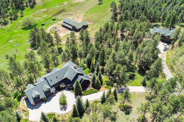 28775 Cragmont Drive, Evergreen, CO 80439 (#6608437) :: Portenga Properties - LIV Sotheby's International Realty