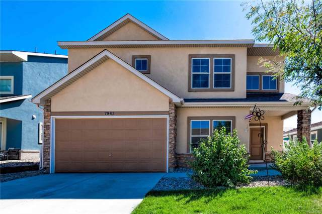 7963 Bonfire Trail, Fountain, CO 80817 (#6660479) :: The Heyl Group at Keller Williams