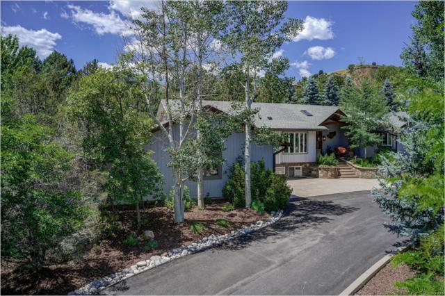 6540 Crestbrook Drive, Morrison, CO 80465 (#6720336) :: The Heyl Group at Keller Williams