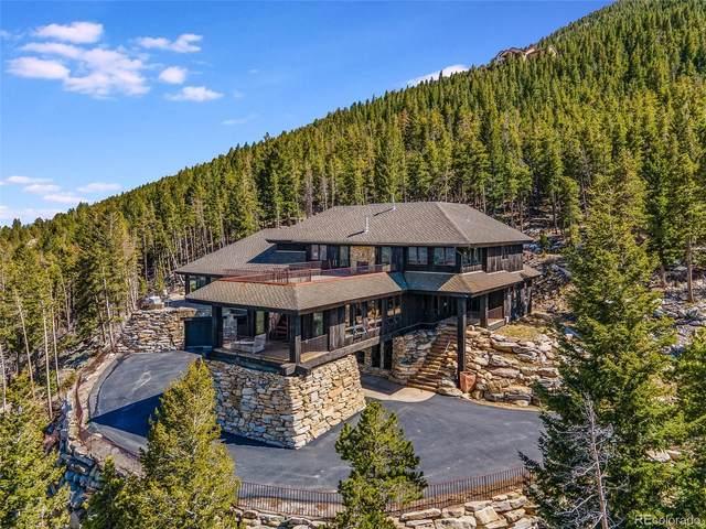 221 Halter Way, Evergreen, CO 80439 (#6728963) :: Wisdom Real Estate