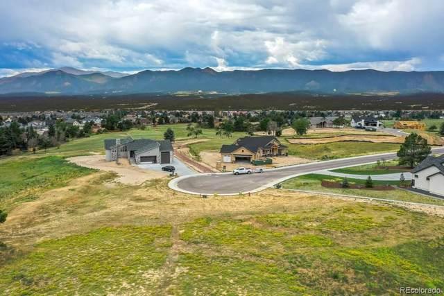 350 Silver Rock Place, Colorado Springs, CO 80921 (MLS #6729132) :: The Sam Biller Home Team