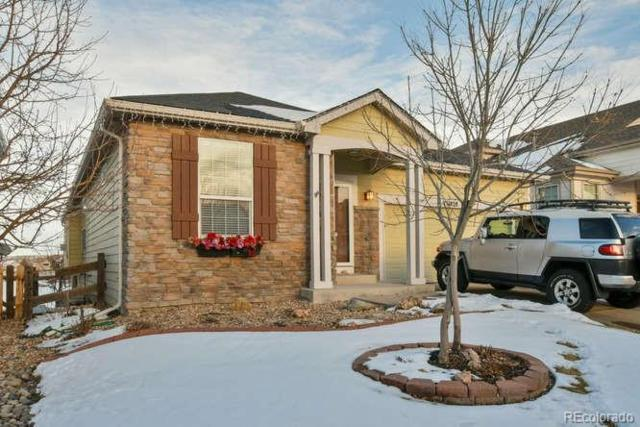 11828 Mill Valley Street, Parker, CO 80138 (#6756010) :: The Heyl Group at Keller Williams