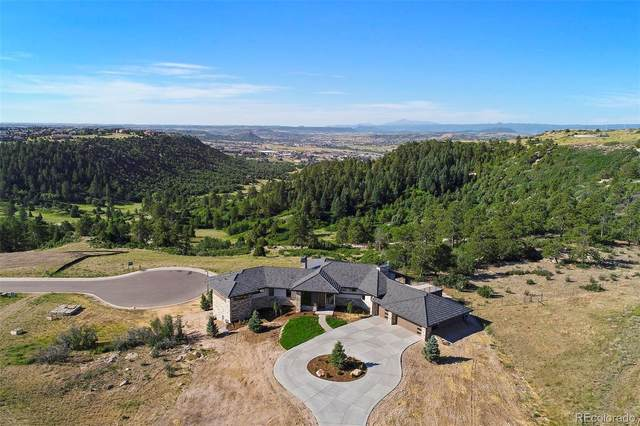 7478 Sapphire Pointe Boulevard, Castle Rock, CO 80108 (#6773257) :: Stephanie Fryncko | Keller Williams Integrity