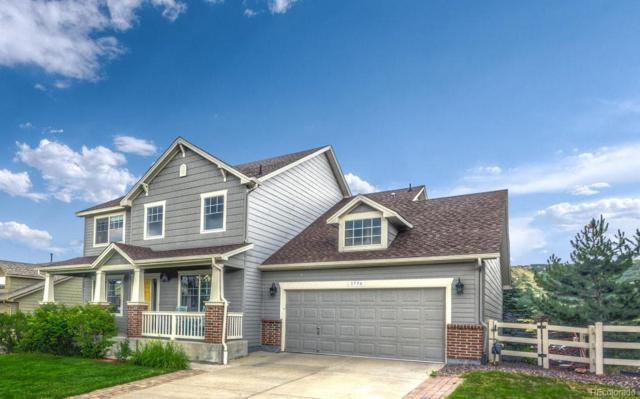 3756 Aspen Hollow Court, Castle Rock, CO 80104 (#6819422) :: The Heyl Group at Keller Williams
