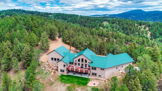 252 Running Elk Point, Divide, CO 80814 (MLS #6910072) :: 8z Real Estate