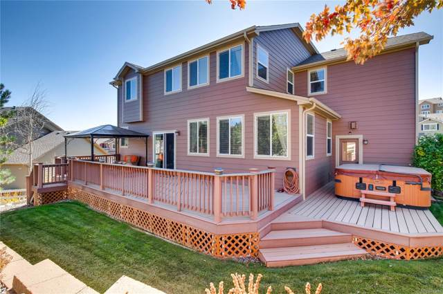 4032 Deer Valley Drive, Castle Rock, CO 80104 (#7037655) :: The HomeSmiths Team - Keller Williams