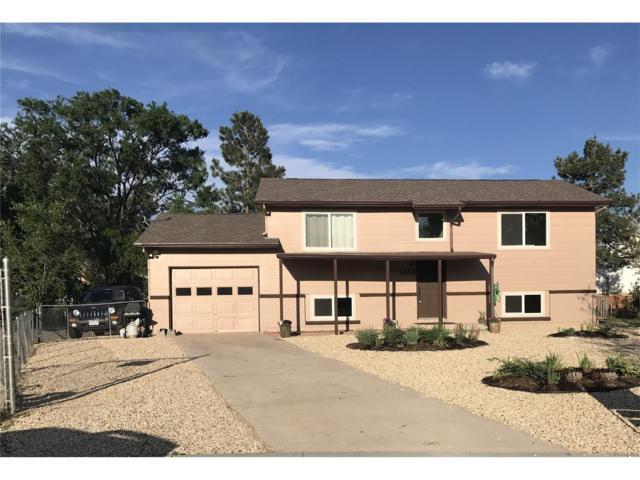 1465 Jet Wing Drive, Colorado Springs, CO 80916 (MLS #7067746) :: 8z Real Estate