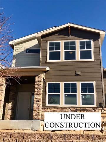 15501 E 112th Avenue 1B, Commerce City, CO 80022 (#7110725) :: True Performance Real Estate