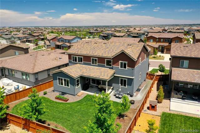 13976 Blue Wing Lane, Parker, CO 80134 (#7223315) :: The DeGrood Team