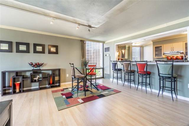 1625 Larimer Street #1107, Denver, CO 80202 (MLS #7286229) :: 8z Real Estate