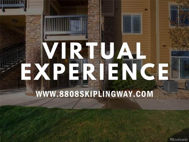 8808 S Kipling Way #103, Littleton, CO 80127 (#7308541) :: Compass Colorado Realty