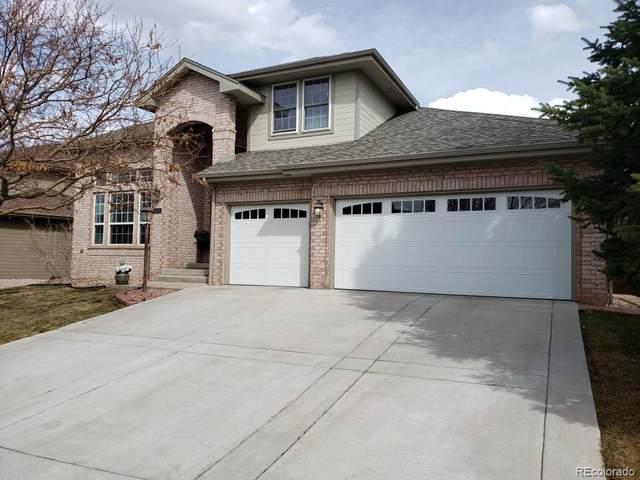 240 Sylvestor Place, Highlands Ranch, CO 80129 (MLS #7352042) :: 8z Real Estate
