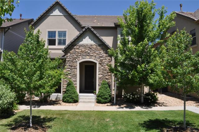 10324 Bluffmont Drive, Lone Tree, CO 80124 (#7357266) :: The HomeSmiths Team - Keller Williams