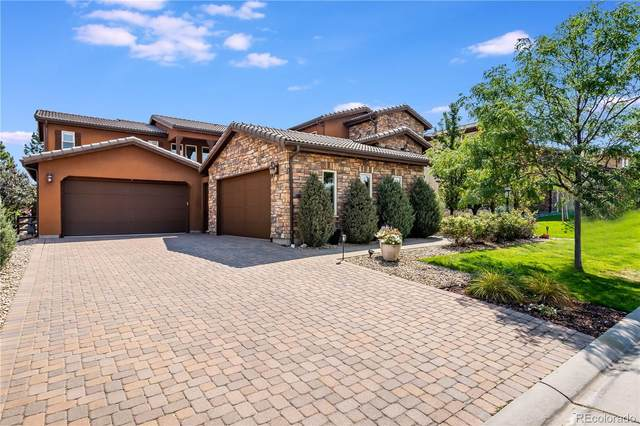 9474 E Winding Hill Avenue, Lone Tree, CO 80124 (#7393245) :: The HomeSmiths Team - Keller Williams