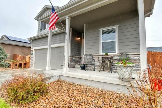 323 Westin Avenue, Lochbuie, CO 80603 (#7395857) :: Colorado Home Finder Realty