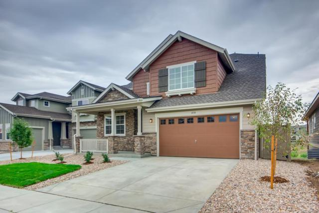 6738 W Jewell Place, Lakewood, CO 80227 (#7408075) :: HomePopper