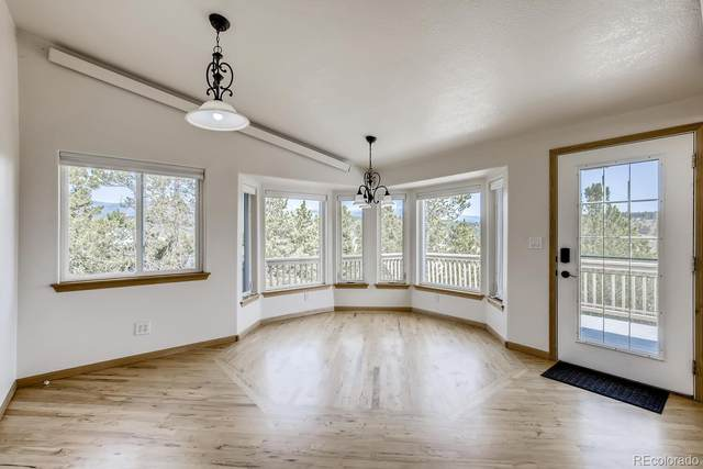 99 Ponderosa Drive, Nederland, CO 80466 (MLS #7473952) :: 8z Real Estate