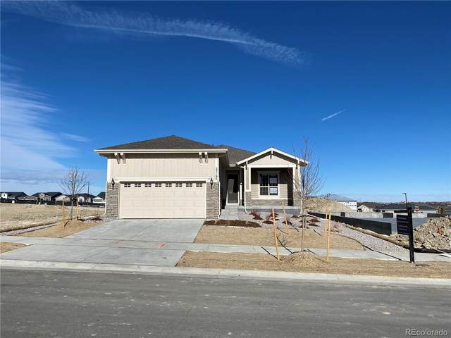 22195 E Bailey Place, Aurora, CO 80016 (#7478707) :: HomeSmart