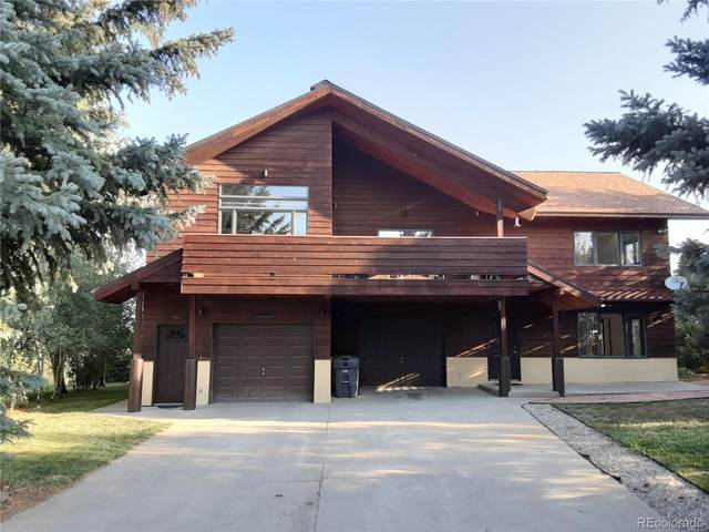 330 and 332 Cherry Drive, Steamboat Springs, CO 80487 (#7482901) :: Sultan Newman Group