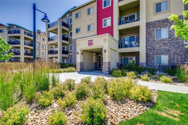9258 Rockhurst Street #409, Highlands Ranch, CO 80129 (#7512797) :: The Healey Group