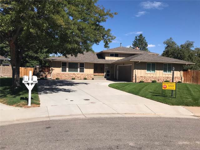 6305 S Pontiac Court, Centennial, CO 80111 (#7516143) :: The Heyl Group at Keller Williams