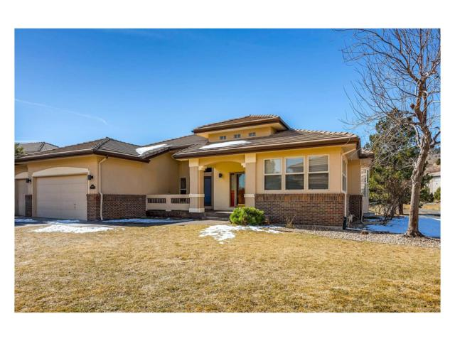 6449 Spotted Fawn Run, Littleton, CO 80125 (MLS #7591560) :: 8z Real Estate