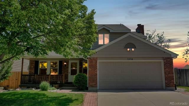 7074 S Flower Court, Littleton, CO 80128 (MLS #7645300) :: 8z Real Estate