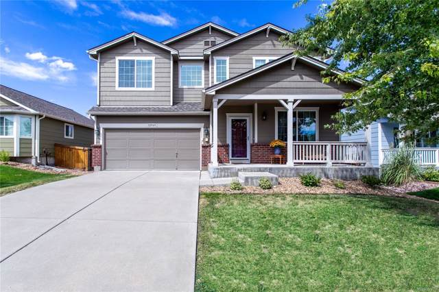 12569 S Sopris Creek Drive, Parker, CO 80134 (#7712411) :: My Home Team