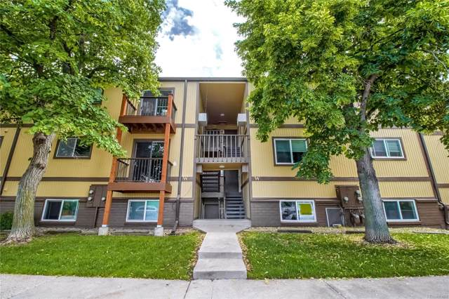 16359 W 10th Avenue W2, Golden, CO 80401 (#7724127) :: My Home Team