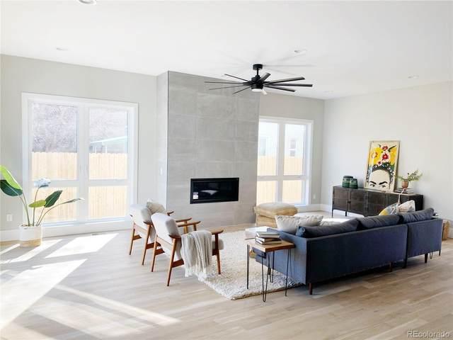 1500 S Elizabeth Street, Denver, CO 80210 (#7812766) :: Venterra Real Estate LLC