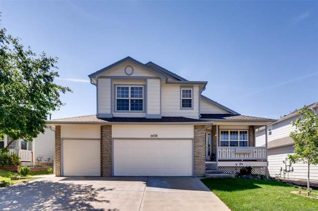 5430 S Valdai Street, Aurora, CO 80015 (MLS #7825174) :: 8z Real Estate