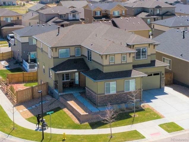 11854 Chipper Lane, Parker, CO 80134 (MLS #7872137) :: 8z Real Estate