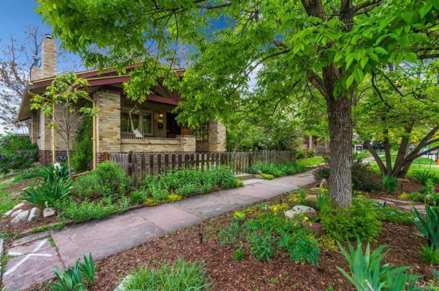 221 E 3rd Avenue, Denver, CO 80203 (MLS #7887486) :: 8z Real Estate
