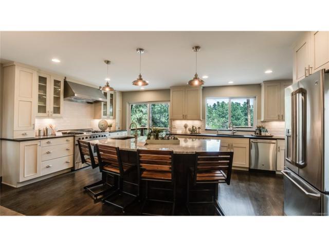 2547 Prestwick Lane, Evergreen, CO 80439 (MLS #7889292) :: 8z Real Estate