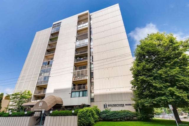 777 Washington Street #404, Denver, CO 80203 (#7934079) :: The Pete Cook Home Group