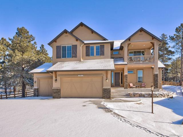 16489 Clandestine Court, Monument, CO 80132 (#7936476) :: The DeGrood Team