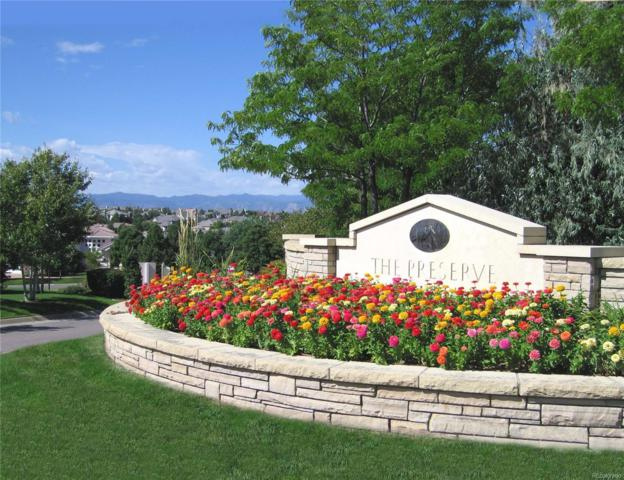 5595 Preserve Drive, Greenwood Village, CO 80121 (#7990091) :: The Healey Group