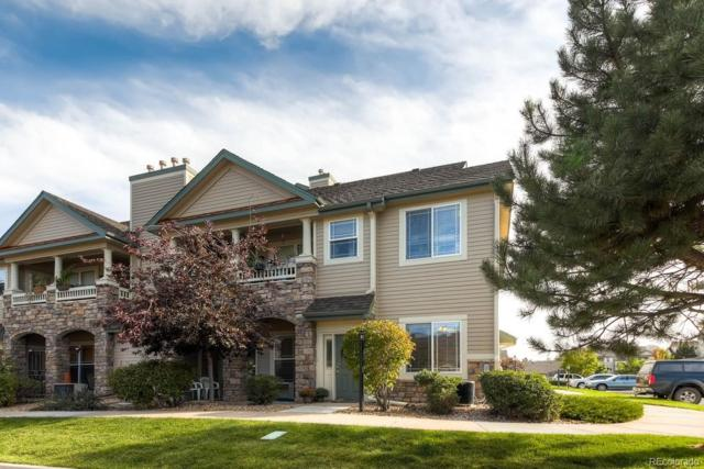 8318 S Independence Circle #101, Littleton, CO 80128 (#8001223) :: The Heyl Group at Keller Williams