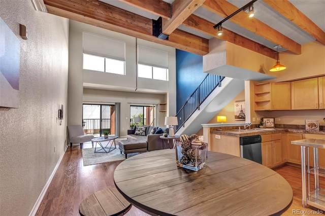3295 Blake Street #302, Denver, CO 80205 (#8074003) :: Kimberly Austin Properties