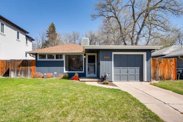 3895 E Wesley Avenue, Denver, CO 80210 (#8096861) :: The DeGrood Team