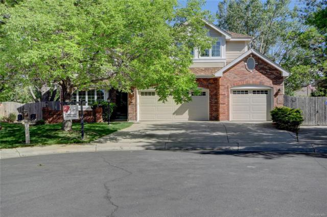 10466 E Pinewood Avenue, Englewood, CO 80111 (#8136883) :: Bring Home Denver with Keller Williams Downtown Realty LLC