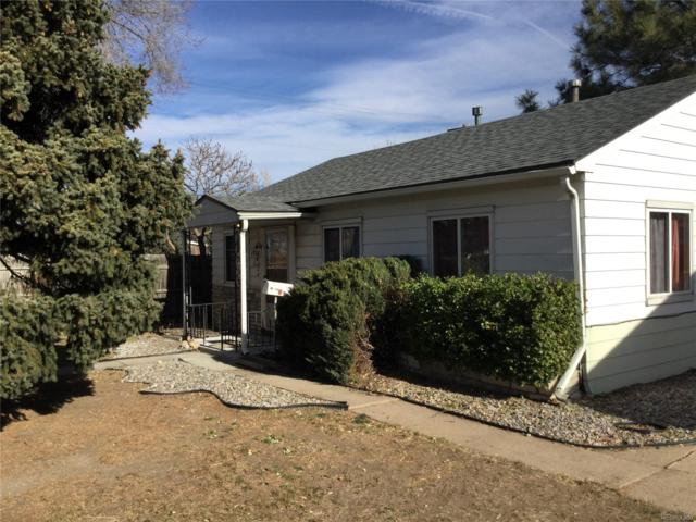 1900 S King Street, Denver, CO 80219 (#8146370) :: Sellstate Realty Pros