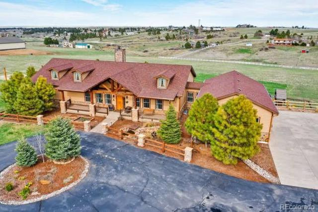 45720 Kitty Hawk Circle, Parker, CO 80138 (MLS #8243538) :: Kittle Real Estate