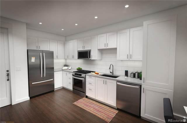 2877 W 52nd Avenue #207, Denver, CO 80221 (#8258625) :: Kimberly Austin Properties
